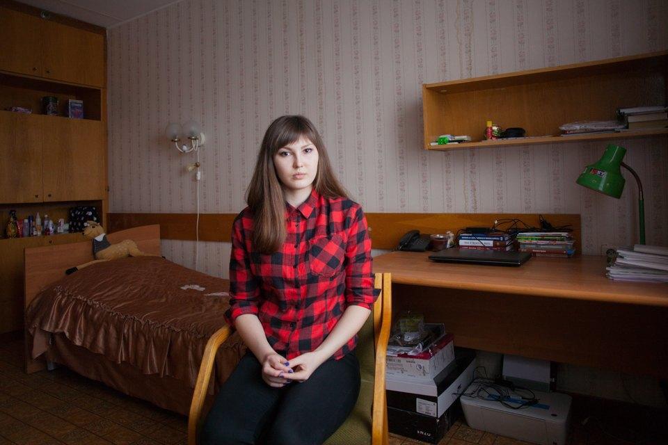 Как студенты живут в московских общежитиях. Изображение № 5.