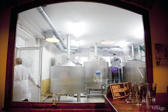 Репортаж: Как варят пиво в частной московской пивоварне. Изображение № 24.