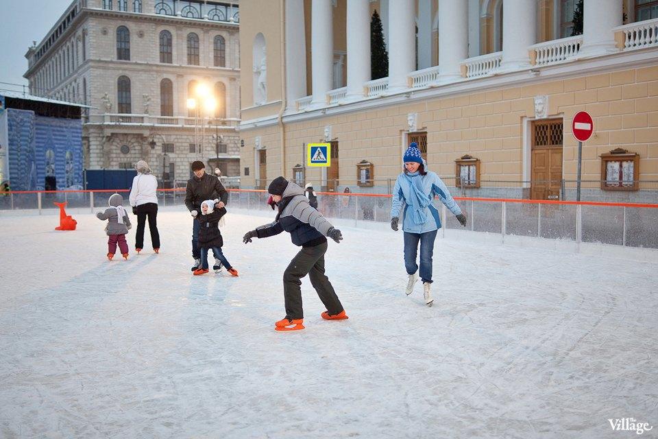 Люди в городе: Продавцы рождественской ярмарки на Островского. Изображение № 7.