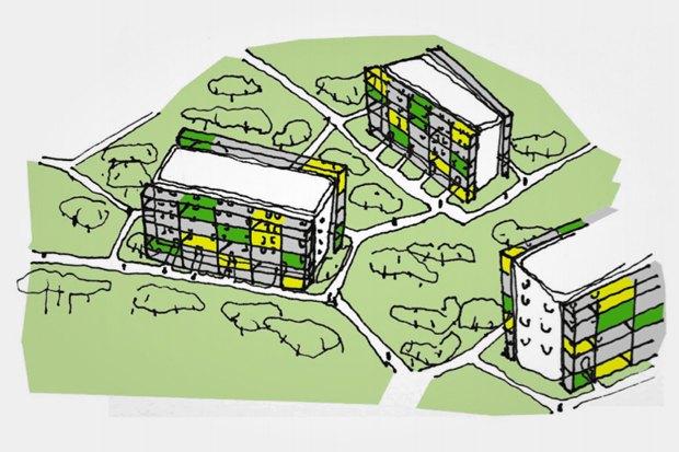 Персонализация пространств с помощью балконов. Изображение № 39.