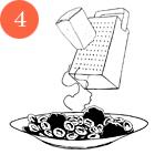 Рецепты шефов: Паста «Орекьетте алла Романо». Изображение № 7.