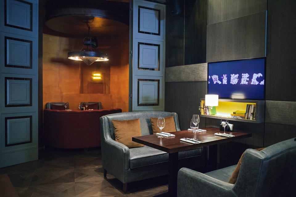 Ресторан американской кухни Tribeca. Изображение № 1.