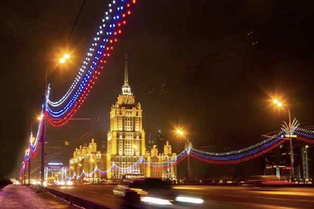 Как украсят Москву кНовомугоду. Изображение № 43.