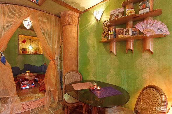 Новое место (Петербург): Вегетарианская кофейня «Фрида». Изображение № 5.
