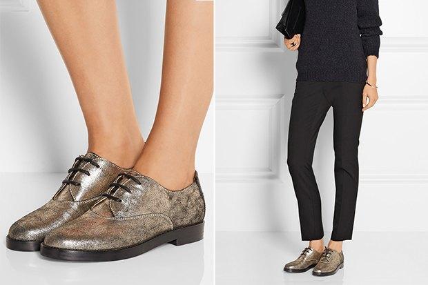 21 пара женской обуви на осень. Изображение № 13.