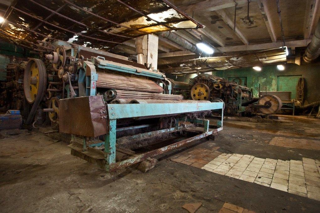Производственный процесс: Как делают валенки. Изображение № 4.