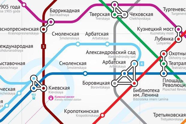 Карты на стол: Голосование за новую схему московского метро. Изображение № 11.