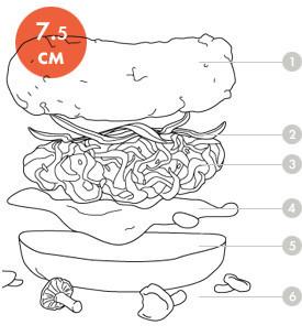 Между булок: Внутренности 20 московских бургеров. Изображение № 17.