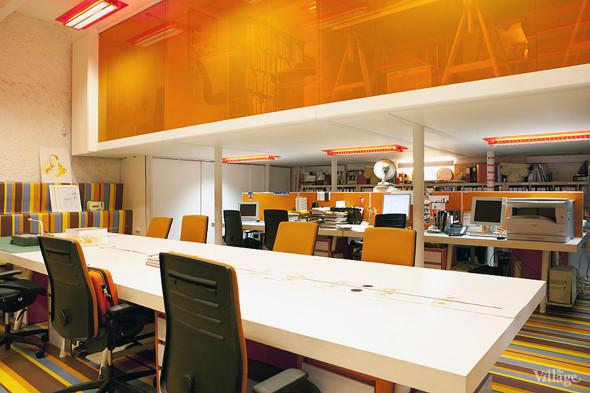 Офис недели (Москва): Pole Design. Изображение № 10.