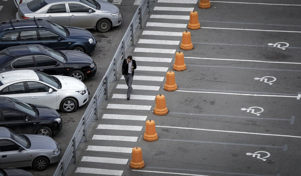 Камера наблюдения: Москва глазами Сергея Пономарёва. Изображение № 17.