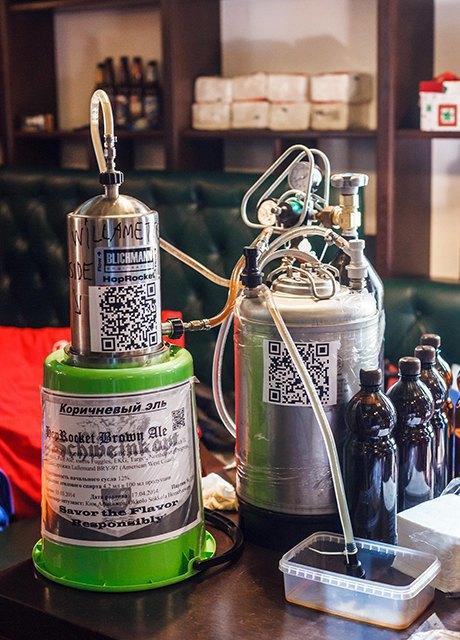 Семь домашних пивоваров — осебе икрафтовом пиве. Изображение № 6.