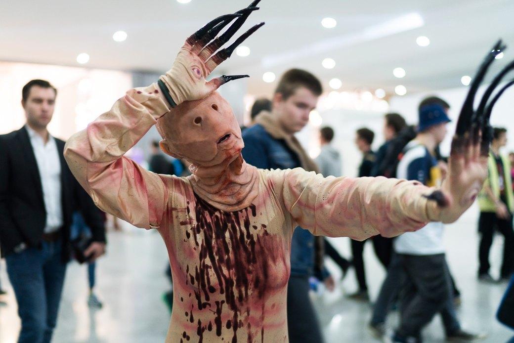 Фрики и гики: Как прошёл второй московский Comic Con. Изображение № 14.