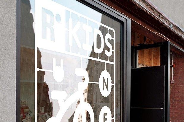 Firma разработали фирменный стиль для магазинов Respublica Kids. Изображение № 10.