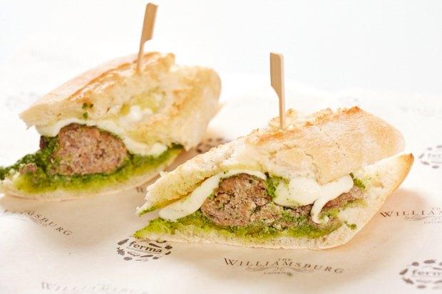 Шеф дома: Смэш-бургер и хиро-сэндвич Федора Тардатьяна. Изображение № 38.