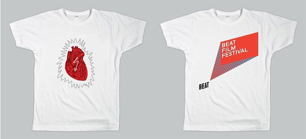 Beat Film Festival выпустил сувениры со своей символикой. Изображение № 3.