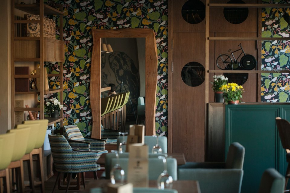 Ресторан-бар Room на Фонтанке. Изображение № 6.