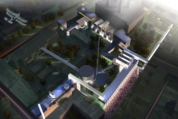 10 проектов квартала около Витебского вокзала . Изображение № 15.