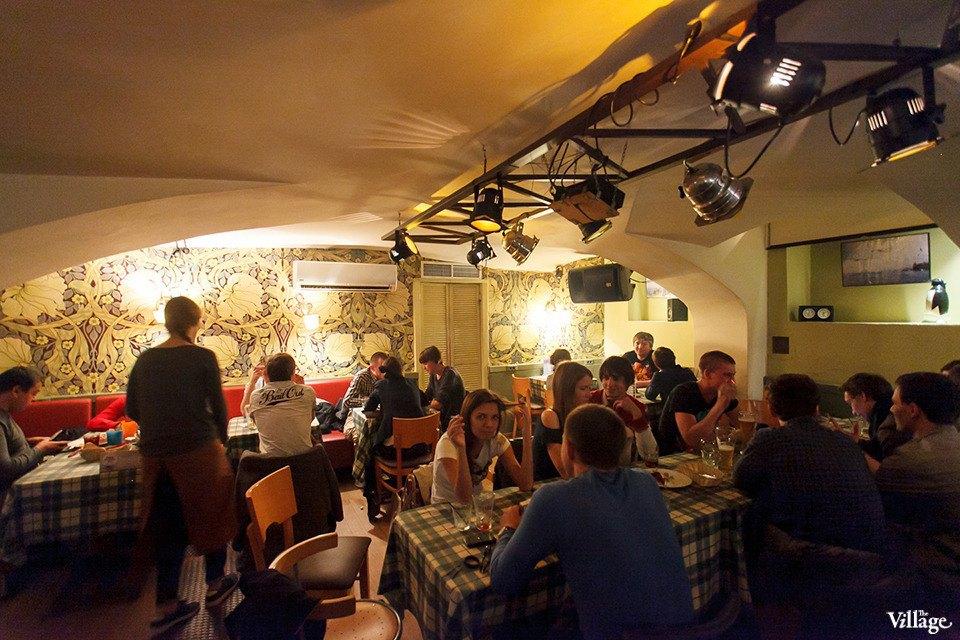 От заката до рассвета: 24 места, где можно поесть ночью в Петербурге. Изображение № 42.