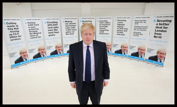 Клуб мэров: Борис Джонсон, Лондон. Изображение № 19.