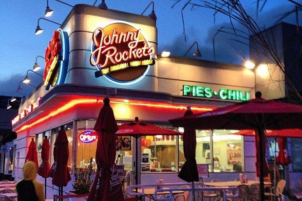 В Москву пришла сеть дайнеров Johnny Rockets. Изображение № 2.