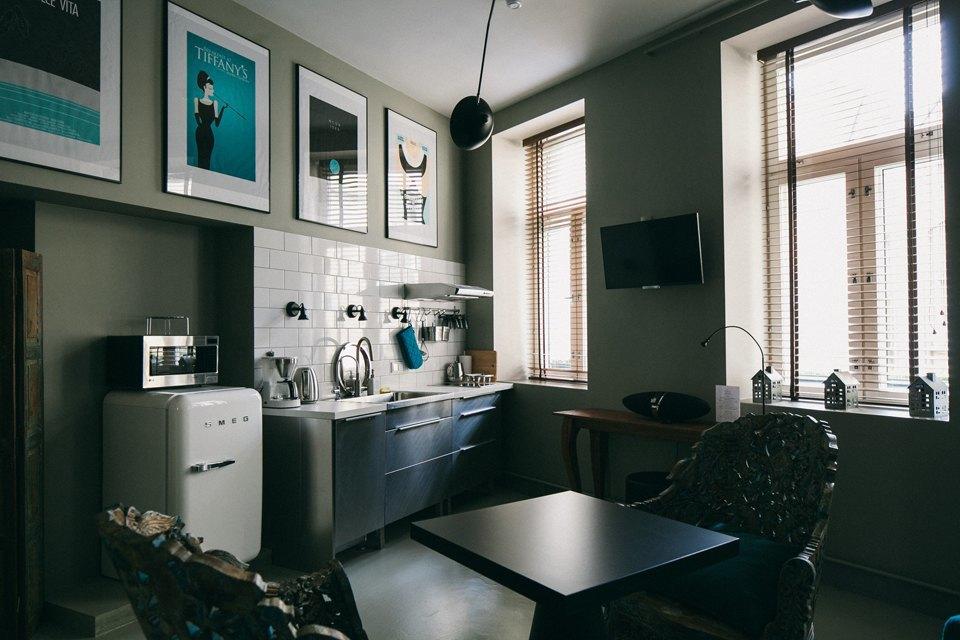 Апартаменты петербургского хостела Chao, Mama. Изображение № 9.