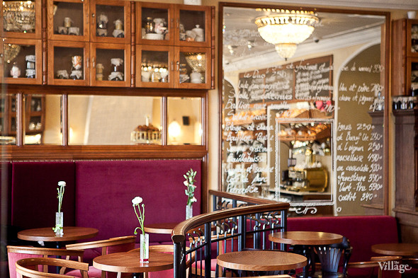 Новое место (Петербург): Ресторан-кондитерская Du Nord 1834. Изображение № 21.