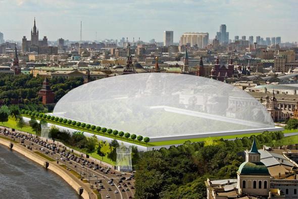 Москомархитектура выбрала 118 проектов парка в Зарядье. Изображение № 16.