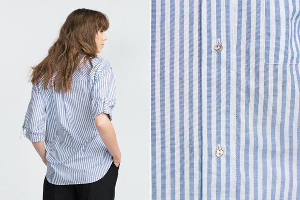 296b96b80b73423 8 женских рубашек с узором. Изображение № 3.