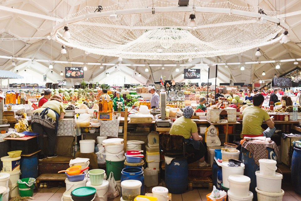 Директор Даниловского рынка Максим Попов: «Рынок за 50 миллионов долларов — дорогое удовольствие». Изображение № 17.