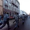 На Исаакиевской площади продолжают собираться оппозиционеры. Изображение № 2.