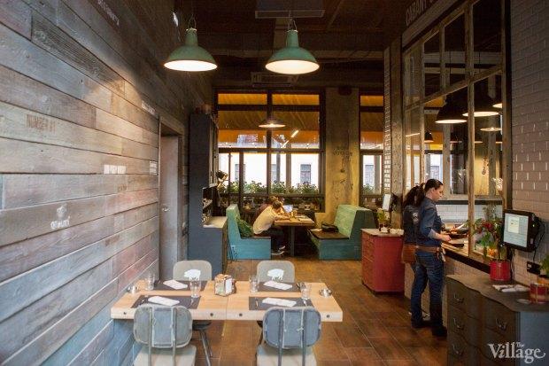 Новое место: Кафе «ФаниКабани». Изображение № 8.