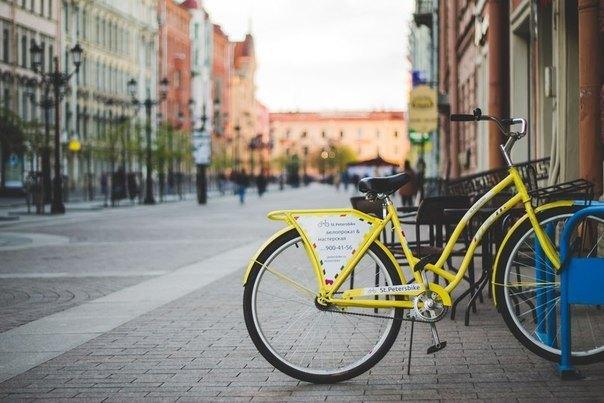 В Апраксином переулке откроют первый вПетербурге велоковоркинг. Изображение № 1.
