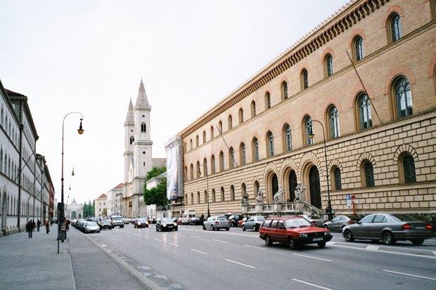Баварская городская библиотека. Изображение № 11.