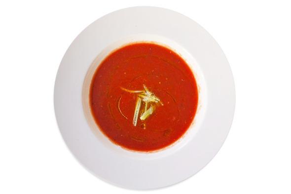 Сезонное меню: Холодные супы в ресторанах Петербурга. Изображение № 7.