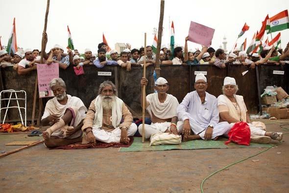Народ против: Главные протесты 2011 года. Изображение № 33.
