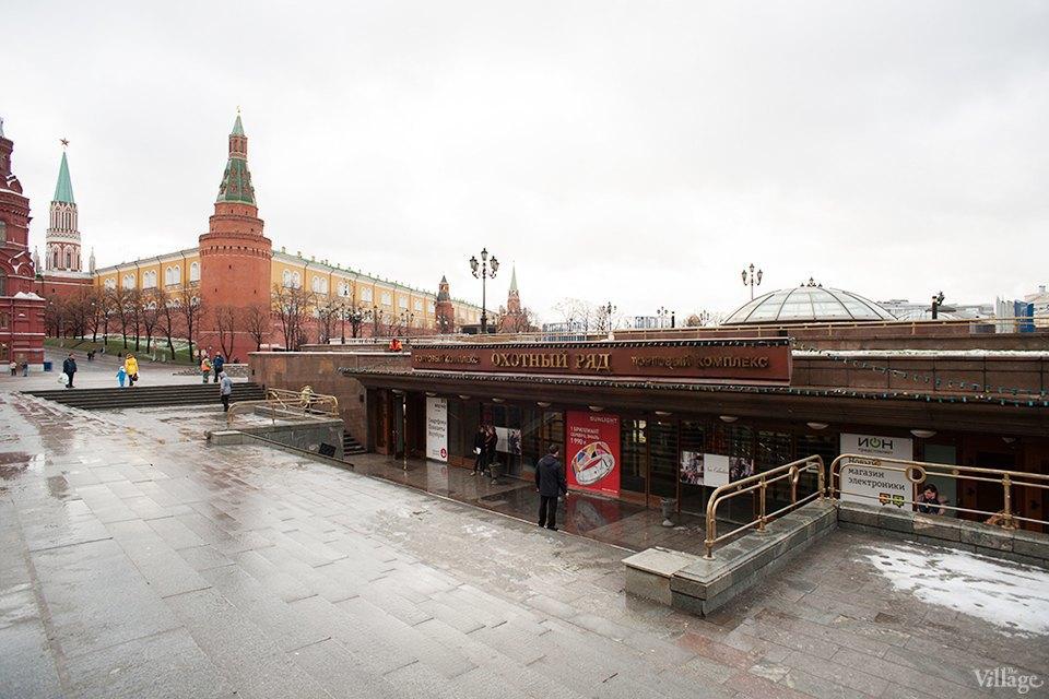 Торговые центры Москвы: «Охотный ряд». Изображение № 26.