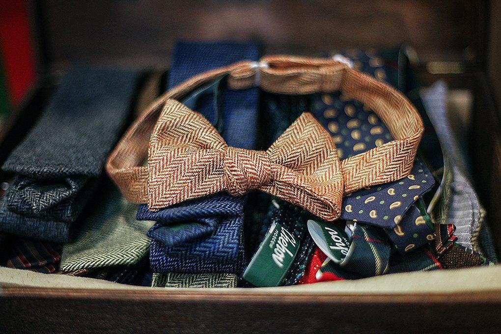 Chehov: Как производство галстуков превращается вателье. Изображение № 4.