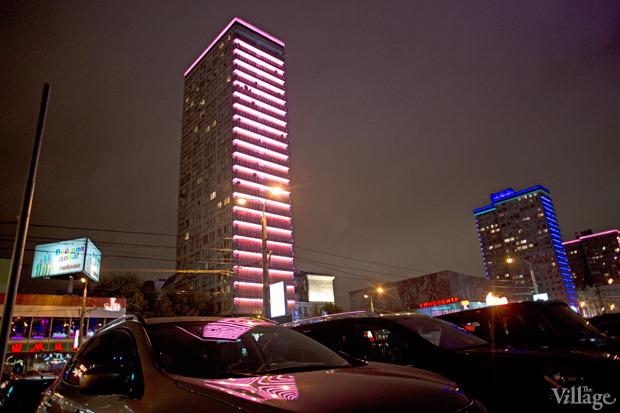 Гости столицы: Голландский светодизайнер о Новом Арбате и темноте. Изображение № 23.