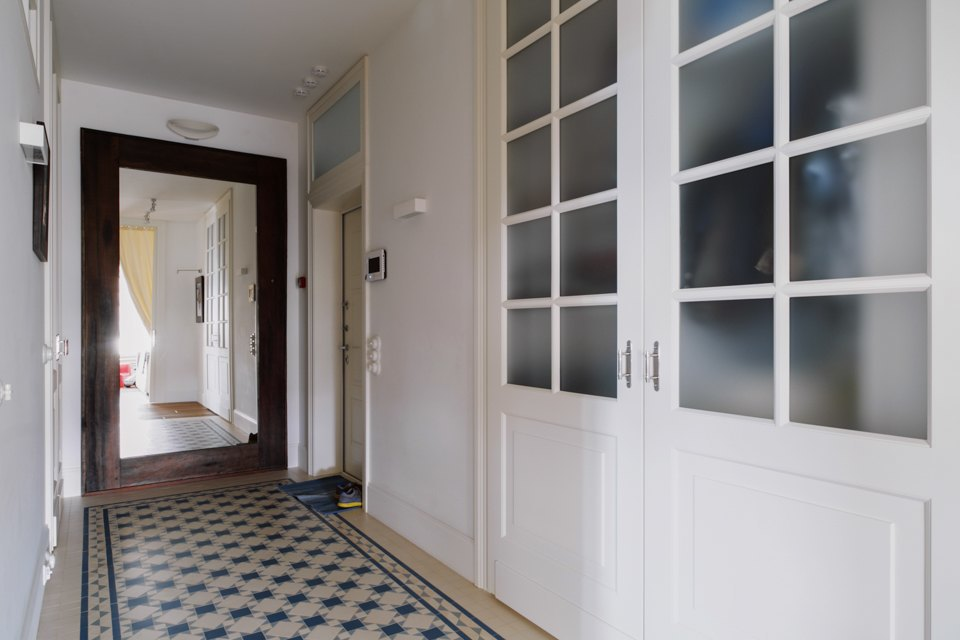 Четырёкомнатная квартира в американском стиле для семьи сдвумя детьми. Изображение № 41.