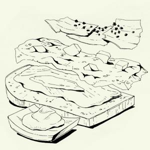 Завтраки дома: Бейгл с лососем иартишоками ибрускетта изресторана «Уголёк». Изображение № 9.