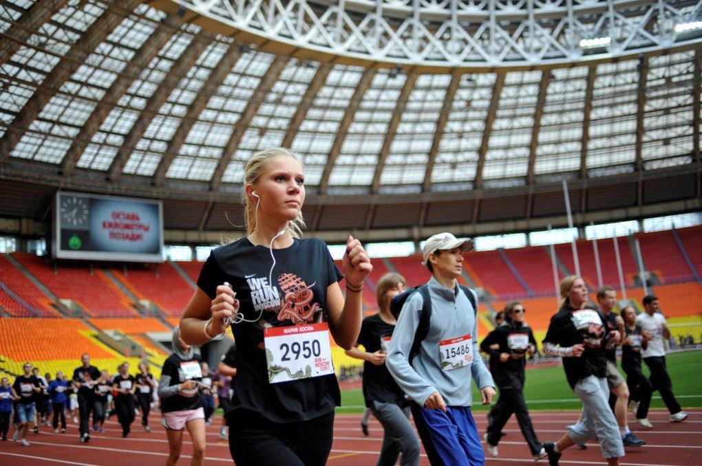 We Run Moscow 2011. Изображение № 11.