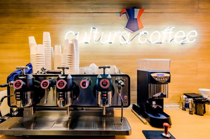 Фото предоставлены кофейней Cultura Coffee. Изображение № 1.