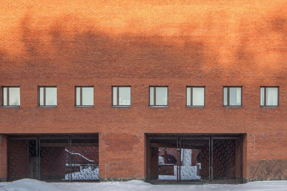 Архитектор Михаил Князев — оПалеонтологическом музее . Изображение № 5.