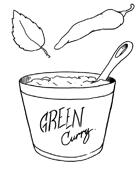 Рецепты шефов: Говядина взелёном карри. Изображение № 2.