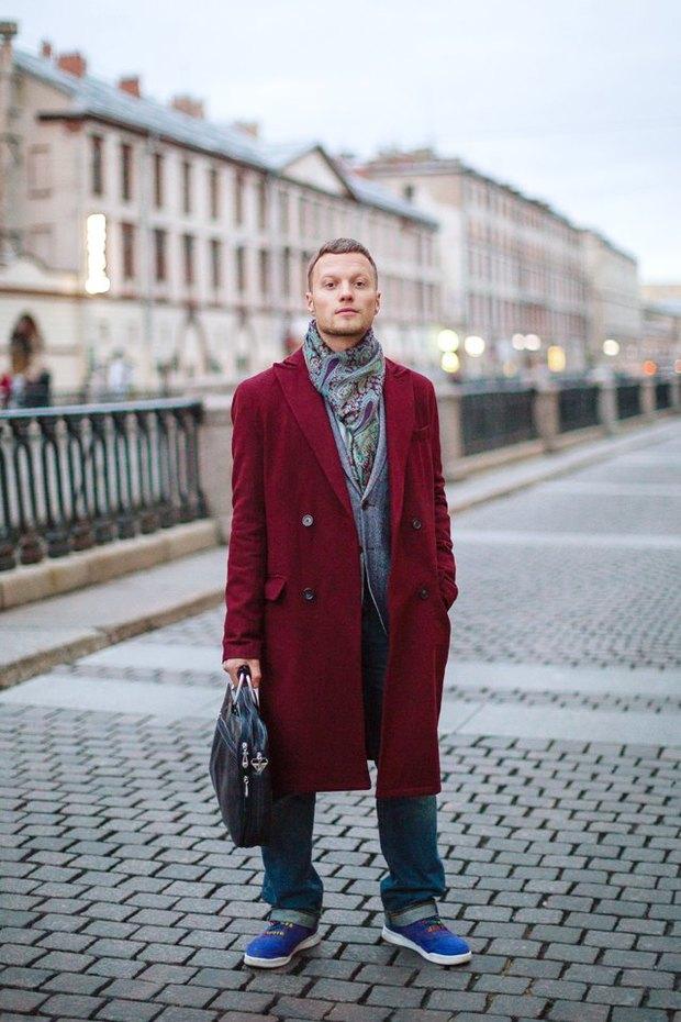 Внешний вид (Петербург): Илья Горячев, HR-специалист. Изображение № 1.