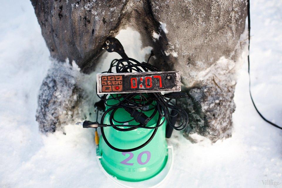 Люди в городе: «Арт-битва снеговиков». Изображение № 14.