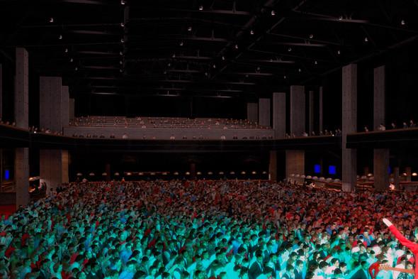 В Москве откроется новая концертная площадка на 8 тысяч зрителей. Изображение № 7.
