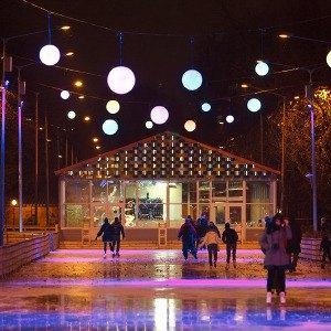 Планы на зиму: Развлечения впарках. Изображение № 1.