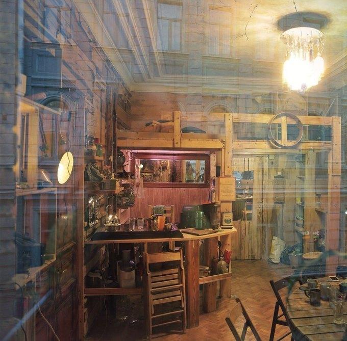 Рядом с «Площадью Восстания» откроют творческое пространство «Балкон». Изображение № 1.