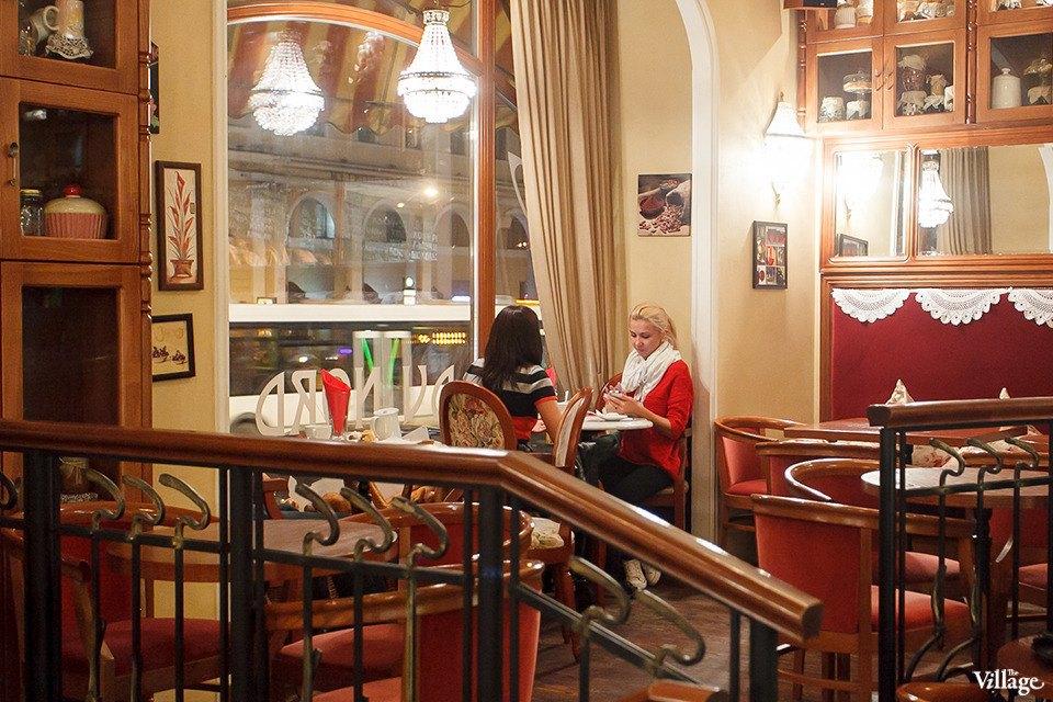 От заката до рассвета: 24 места, где можно поесть ночью в Петербурге. Изображение № 13.